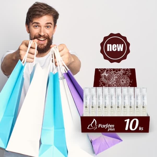 NOVINKY Pánske vône - 10 ks