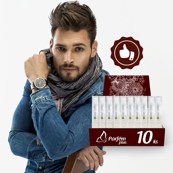 TOP PARFÉMY Pánske - 10ks
